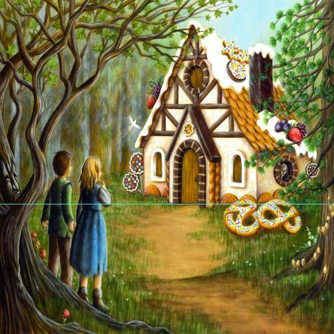 casa de doces
